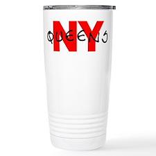 QUEENS, NY Travel Mug