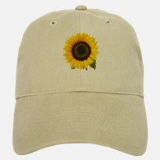 Sunflower Baseball Baseball Cap