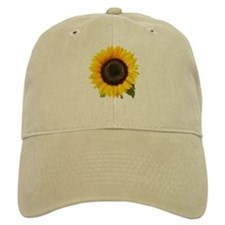 Sunflower Baseball Cap