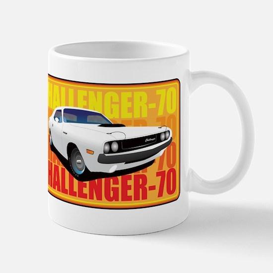 Challenger 70 Mug