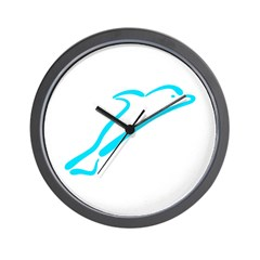 http://i3.cpcache.com/product/353517440/stylized_dolphin_wall_clock.jpg?height=240&width=240