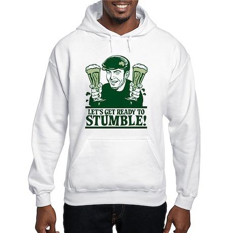 Ready To Stumble! Hooded Sweatshirt