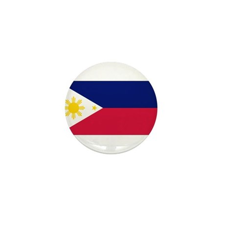 Philippines Mini Button (100 pack)