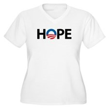Obama Symbol of Hope T-Shirt