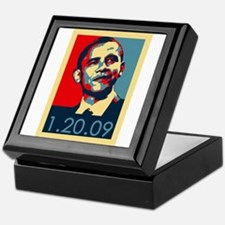 Obama Inauguration Date, Obama Keepsake Box