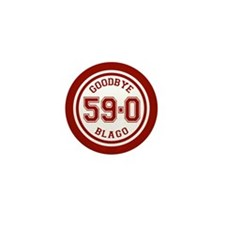Goodbye Blago 59-0 Mini Button (100 pack)