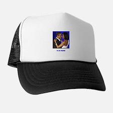 President Obama/Michelle Trucker Hat