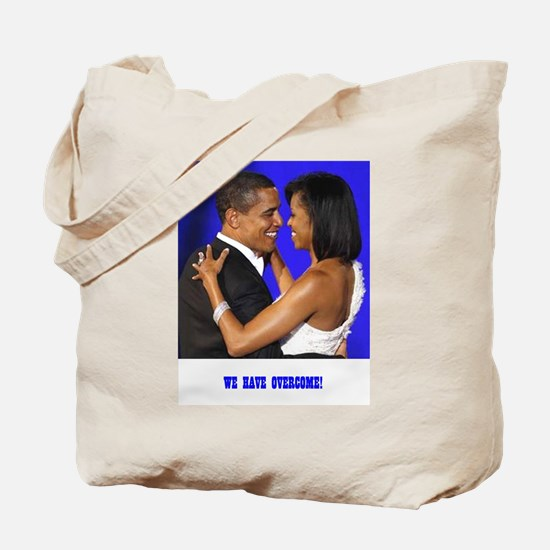 President Obama/Michelle Tote Bag