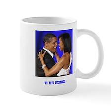 President Obama/Michelle Small Mug