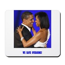 President Obama/Michelle Mousepad