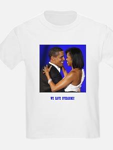 President Obama/Michelle T-Shirt