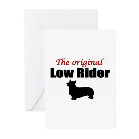 Low Rider Greeting Cards (Pk of 10)