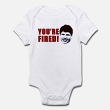 Blago You're Fired Infant Bodysuit