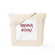 ANGELA ROCKS Tote Bag