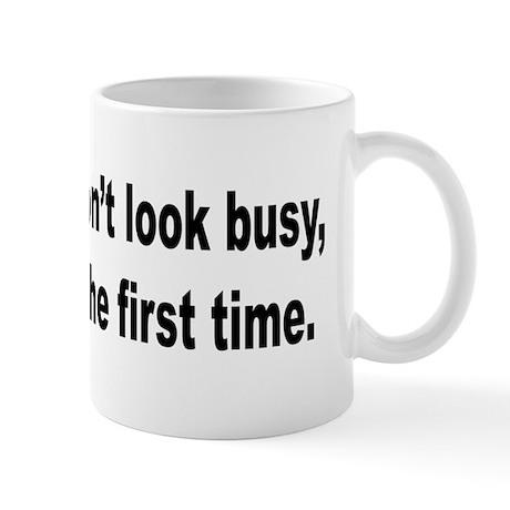 I Did It Right Mug
