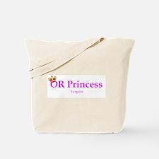 OR Princess MD Tote Bag