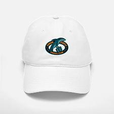 Shark Circle Travel Club Baseball Baseball Cap