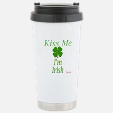 St. Patrick's Day (typical) Stainless Steel Travel