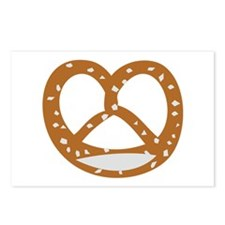 Bakery Pretzel Postcards (Package of 8)