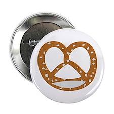 """Bakery Pretzel 2.25"""" Button"""