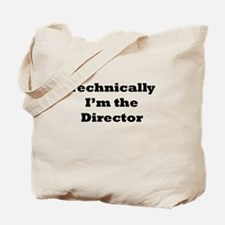 Technical Director Tote Bag