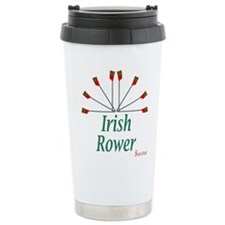 Irish Rower Boathouse Travel Mug