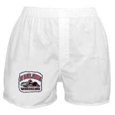 It's All About Wrestling Boxer Shorts