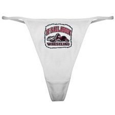 It's All About Wrestling Classic Thong