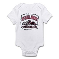 It's All About Wrestling Onesie