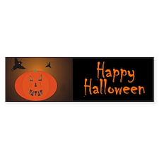 Halloween Bumper Bumper Sticker