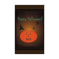 Halloween Rectangle Decal