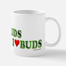 I Love Buds - 11oz. Mug