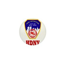 HDNY Mini Button