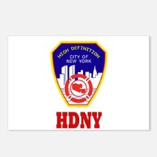 HDNY Postcards (Package of 8)
