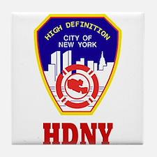 HDNY Tile Coaster
