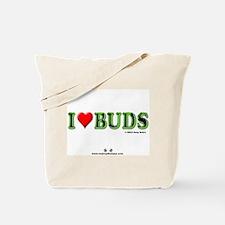 I Love Buds - Tote Bag