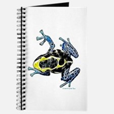 Frazzy Frog by cFractal Tees Journal