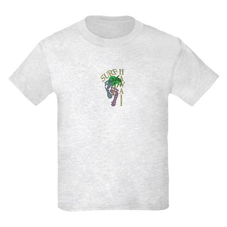 Surf Hawaii - North Shore Kids Light T-Shirt