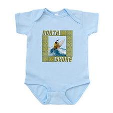 Surf Hawaii - North Shore Infant Bodysuit