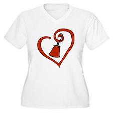 Heartfelt Bell T-Shirt