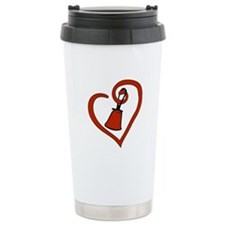 Heartfelt Bell Travel Mug