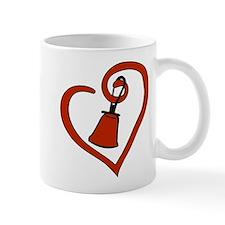 Heartfelt Bell Mug