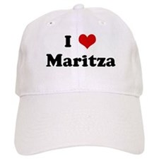 I Love Maritza Baseball Cap