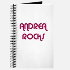 ANDREA ROCKS Journal