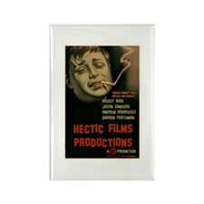 hectic films Rectangle Magnet (10 pack)