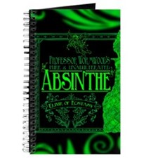 Prof. Wormwood Absinthe Journal