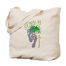 Surf Hawaii - North Shore Tote Bag
