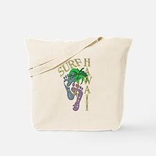 Surf Hawaii - North Shore Tote Bag