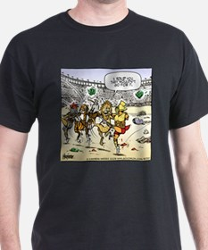 Gladiator's Cancan T-Shirt