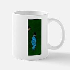 Cute Woodblock Mug